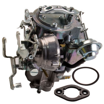 Carburetor Carb 1 BBL Fit for Chevy & GMC 250& 292 W/Choke Thermostat 7043017  7047314