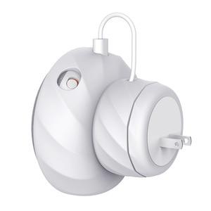 Image 2 - KIWI design US/EU Version Magnetic Rubber Outlet Wall Mount Stand Holder Case for Google Home Mini