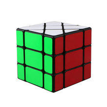 New Arrive Qiyi Fisher Magic Cube Speed Cube Puzzle Skewcube for Kid Adult Present Gift 2019 Braining Toys(China)