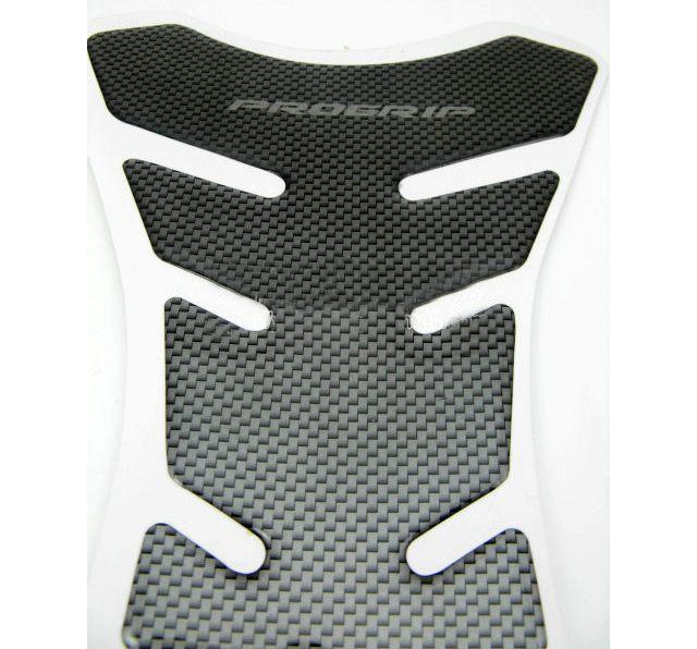 Motorcycle Fish Bone Sticker Gas Fuel Tank Protector Pad Deck Carbon Fibre Tank Pad Protector Sticker