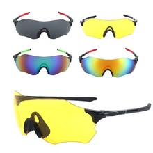 купить Mens Sport Bike Bicycle Glasses Cycling Sunglasses Eyewear Oculos Ciclismo Gafas Ciclismo occhiali ciclismo дешево
