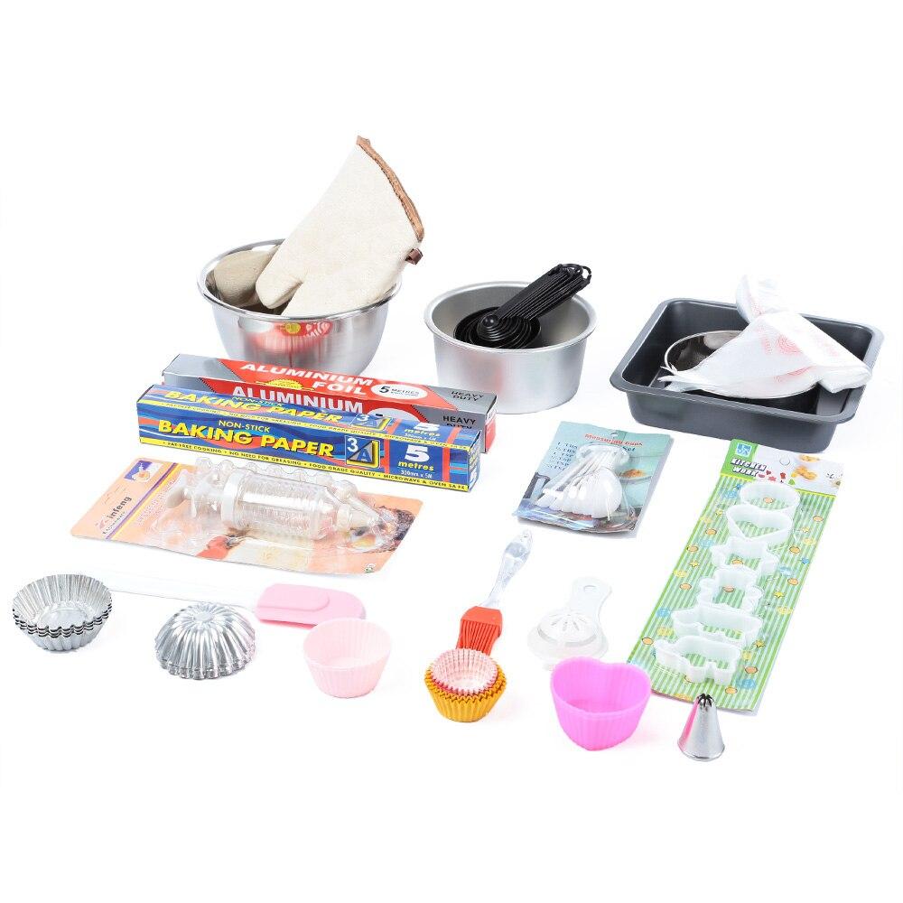 ON SALE 22 Kinds Of DIY Baking Cake Biscuits Mold Tools Bakeware Sets Tools Bakeware Sets