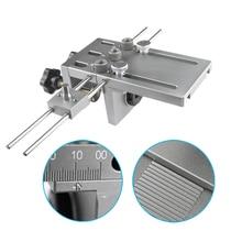 Дюбель джиг для мебели быстрое соединение кулачковый Фитинг 3 в 1 деревообрабатывающий сверлильный направляющий комплект локатор 1 комплект