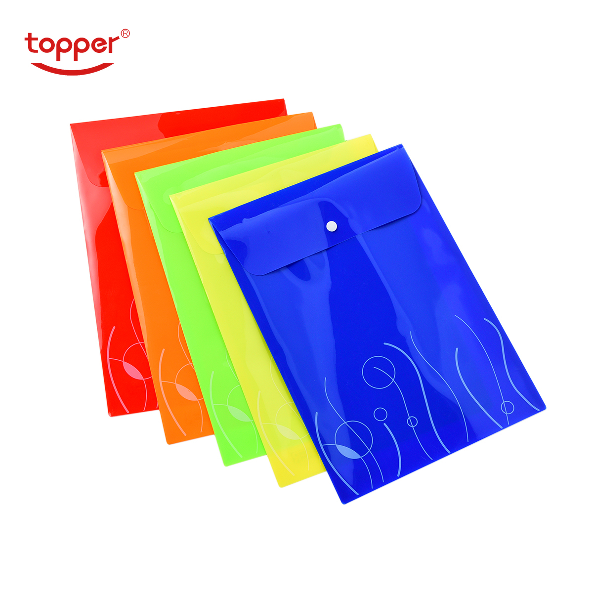 12pcs set freeshiping A4 FC size opaque printed Vertical document bag file Folders Filing Paper Storage Office School Supplies in File Folder from Office School Supplies