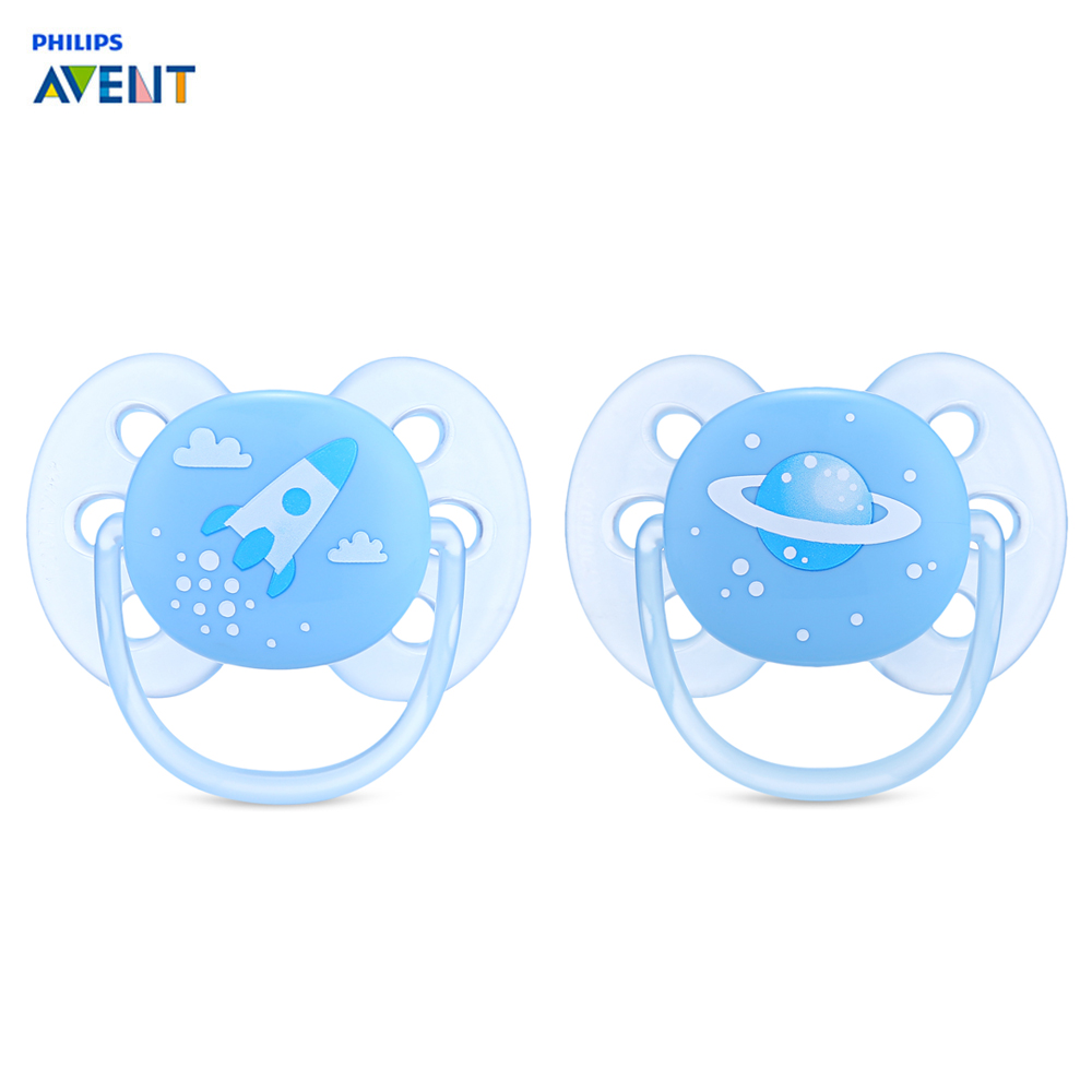 Newborn Baby Kid Orthodontic Dummy Pacifier Infant Silicone Teat Nipple SootPTH