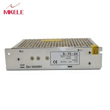 S-75-12 Switching DC Voeding Power Supply Transfer Led Driver 12 V 6.3A Voor LED Strip Licht Blok