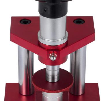 Precision Tool Kit   Screw Type Case Capping Machine Tool High Precision Watch Press Machine For Watchmaker Maintenance
