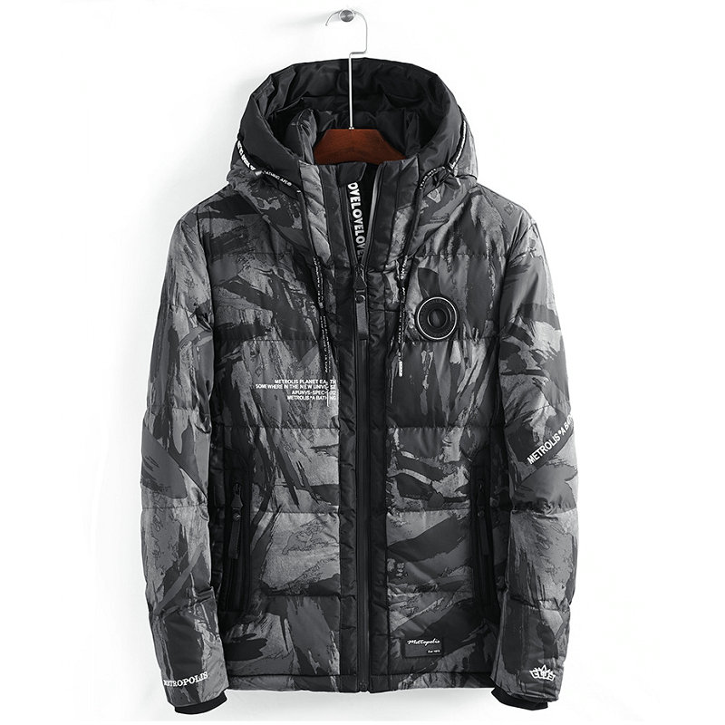 Streetwear Camouflage Winter Jacket Men Hooded Casual Mens Parka Coat Camo Thick Warm Mens Outwear-in Parkas from Men's Clothing    3
