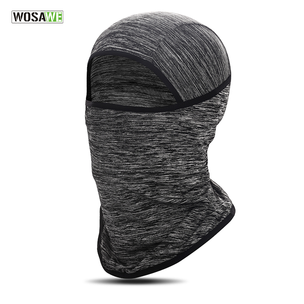 WOSAWE Summer Cycling Face Mask Skin Cool Ice Silk UV Protection Breathable Autumn Sports Bandana Bike Bicycle Scarf Face MaskWOSAWE Summer Cycling Face Mask Skin Cool Ice Silk UV Protection Breathable Autumn Sports Bandana Bike Bicycle Scarf Face Mask