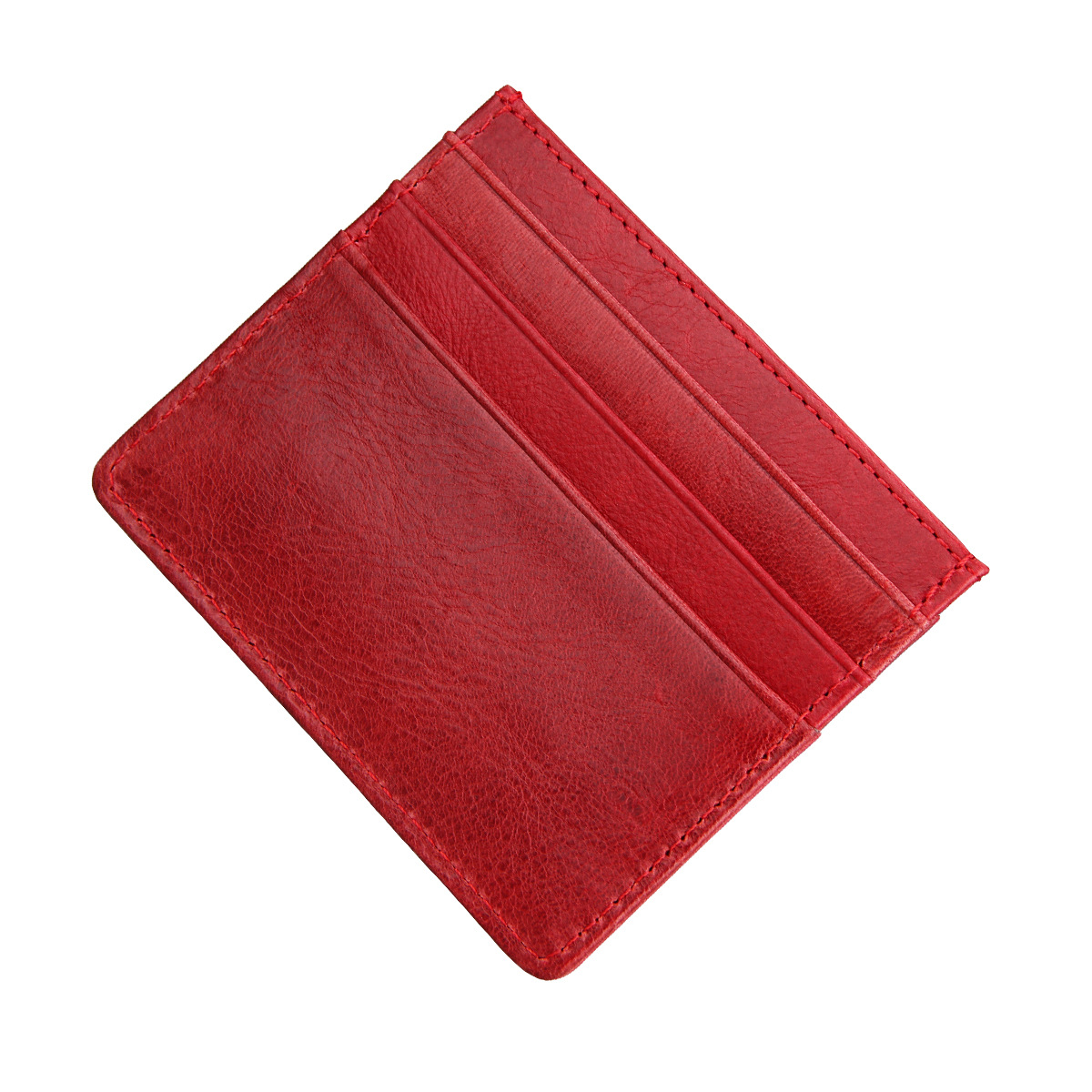Bank Card Bag RFID Business Retro Credit Card Bag Bus Card Cover in Card ID Holders from Luggage Bags