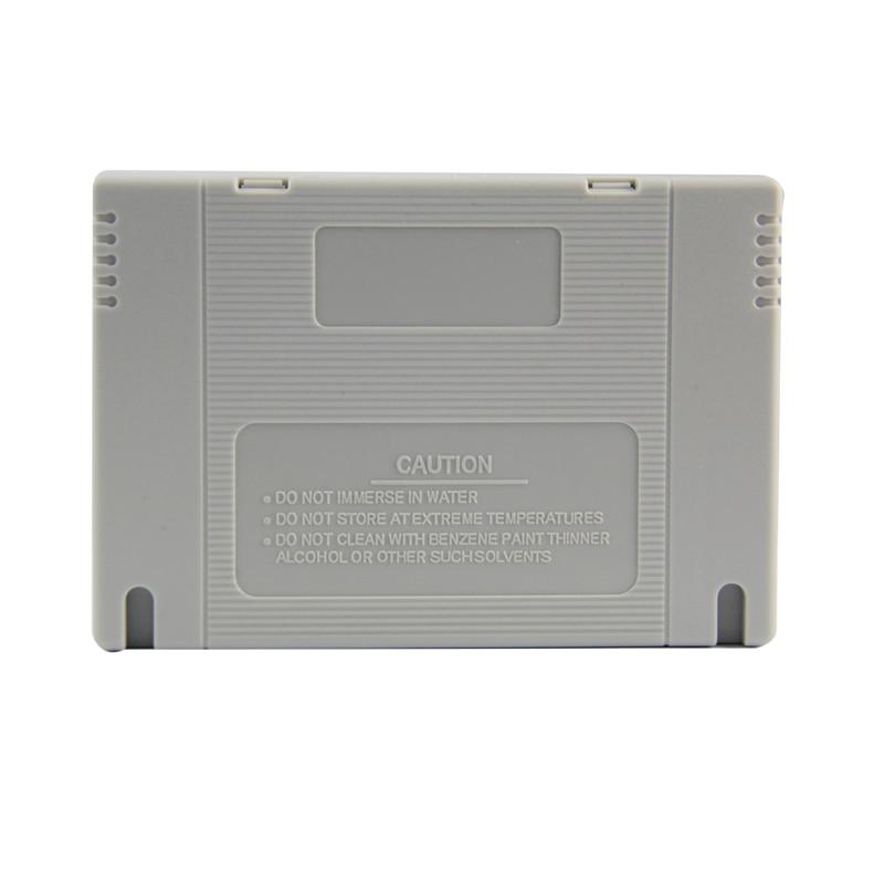16 Bit Micro-SD Game Drive Flash Cartridge Game Burning Card Video Game Console
