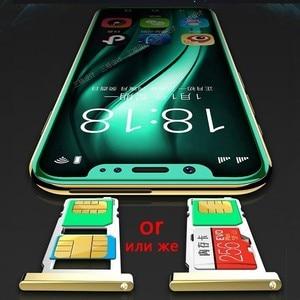 "Image 4 - K TOUCH kleinste kleine entsperrt super mini android smartphone android 8.1 3.5 ""gesicht Id HANDYS MTK6580 QUAD Core Handy"