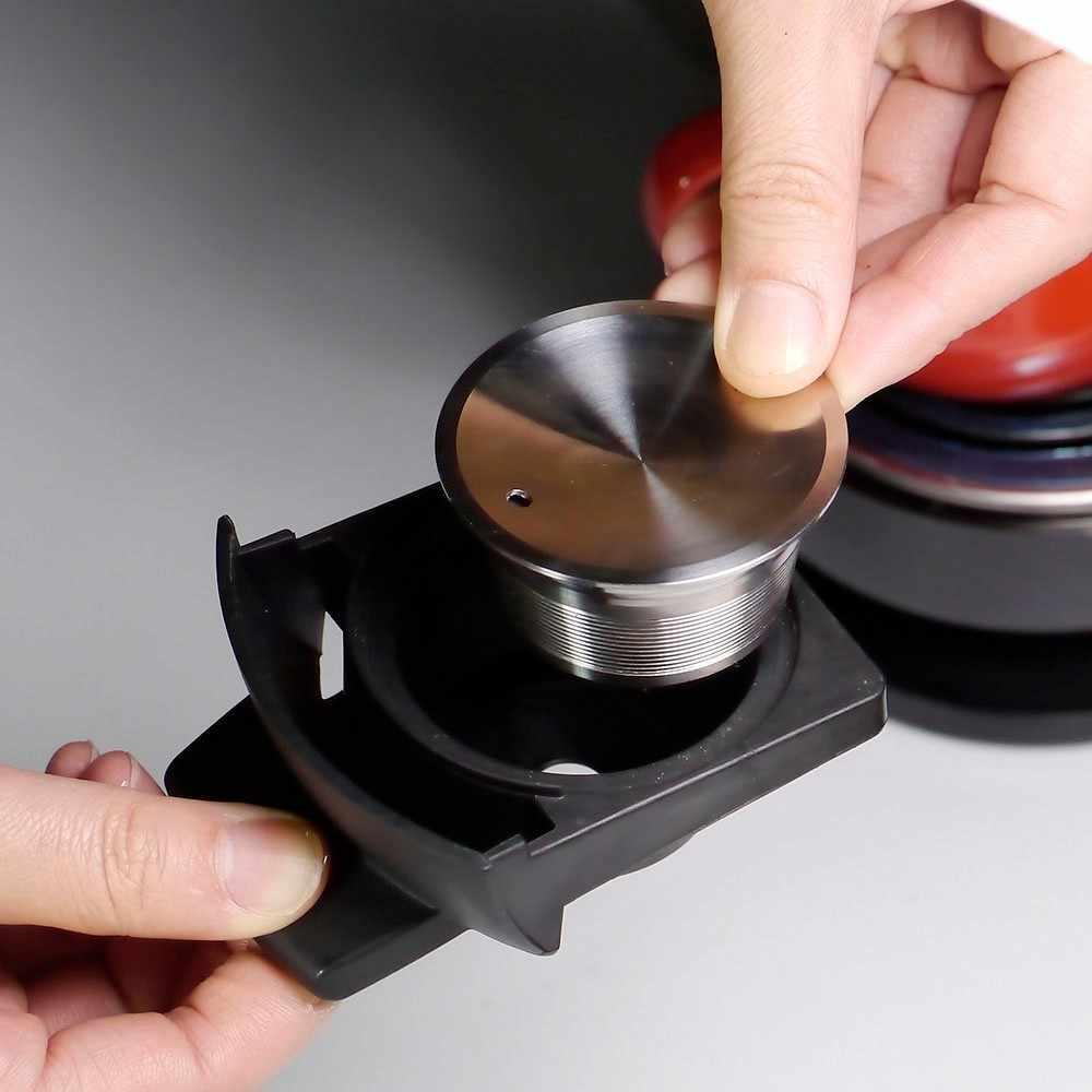 Нержавеющая сталь многоразового использования Nescafe dolcee Gusto капсулы многоразового использования dolcegusto Металл капсула dolcegusto Krups фильтр кофеварка