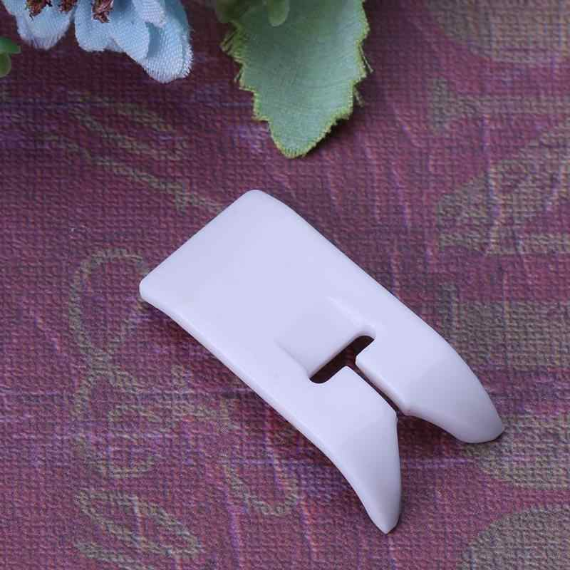 Naaimachine Stitch Stopnaald Deel 1PC Lederen Presser Plastic Voet Binnenlandse non-stick Naaivoet Huishoudelijke Naaien Accessoires