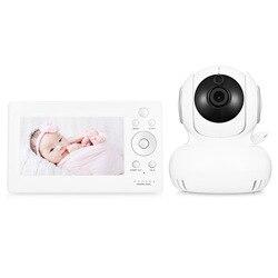720P HD 5 Zoll LCD Bildschirm Neugeborenen Baby Sicherheit Schlafen Monitor Zwei-Weg Audio Sound Temperatur Alarm Baby schlaf Monitor