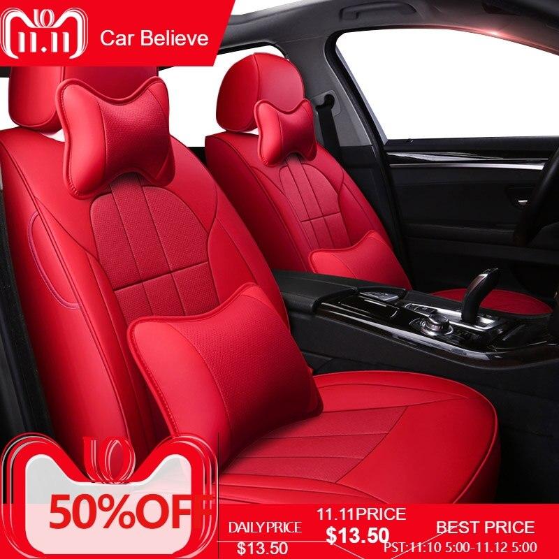 Voiture Crois housse de siège de voiture Pour Fiat linea grande punto palio albea uno 500 freemont voiture accessoires couvre pour véhicule sièges