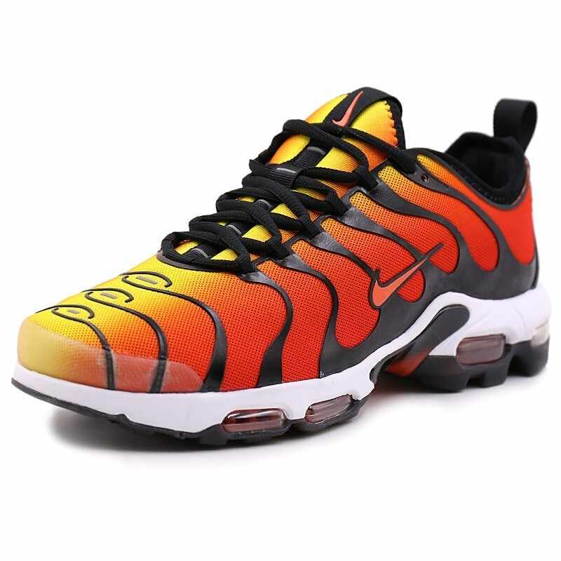 Nike Air Max Plus Tn Ultra hombres zapatillas de correr nueva llegada zapatos cómodos transpirables y duraderos zapatillas #898015 004
