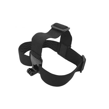 EastVita Elastic Head Strap Mount Belt for GoPro Head Strap Headband Mount Holder with Adapter for DJI OSMO Pocket Camera Sports Camcorder Cases