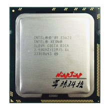 Intel Xeon E5620 2.4 GHz Quad-Core Eight-Thread CPU Processor 12M 80W LGA 1366(China)