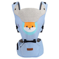 BEST BABY Baby Carriers Ergonomic Carrier Backpack Hipseat For Newborn And Prevent O type Legs Sling Baby Kangaroos Wrap Waist
