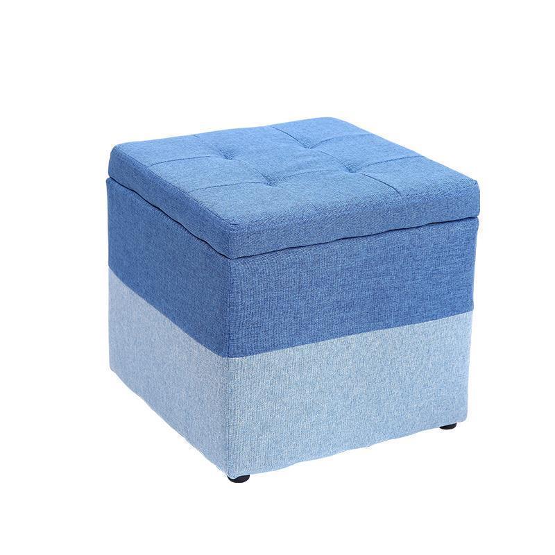 Sgabello canapé Taburet meubles Vintage Puf Pouf madère Escalera Plegable Krukje Taburete Pouf rangement Poef pied tabouret