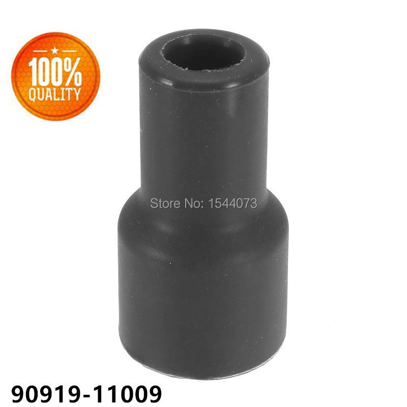 8pcs Part Spark Plugs Cap Oem#90919-11009 Coil Rubber For Toyota Yaris Vios Camry Buy Now