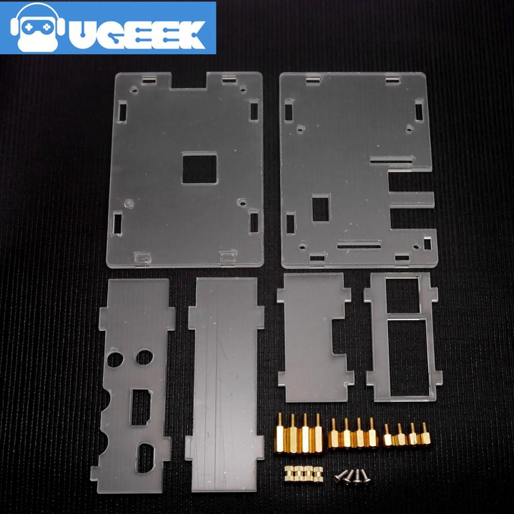 Aoide Acrylic Case For Aoide DAC Ii | Raspberry Pi 3B 2B 3B+|