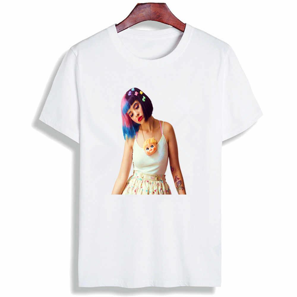 f6c949b27c Funny Harajuku aesthetic  s T-shirt Melanie Martinez Novelty T Shirt Print  Tshirt 100