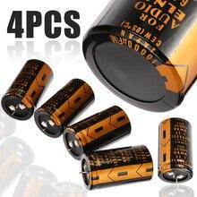 все цены на 4PCs Replacement Electrolytic Capacitor For ELNA AUDIO 63V 10000UF 30*50mm High Quality онлайн