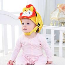 Anti-collision Baby Head Protective Safety Cover Infant Protection Soft Protective Helmet Anti-falling Cap Kids Crawling
