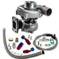 T04E T3/T4 Een/R.57 73 Trim 400 + Hp Stage Iii Turbo + Olie Feed + afvoer Lijn Kit Voor Scion Tc Xb Xa Xd Paseo