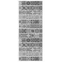 Hot Sale 13Pcs 3D Sticker Geometric Staircase Home Decor Adhesive