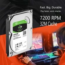 Seagate 500GB Hard Drive Disk