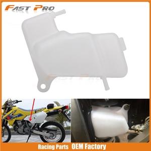 Бутылка для мотоцикла охлаждающая жидкость охлаждающий поток резервуар для Сузуки DRZ400 DRZ400S DRZ400E DRZ400SM DRZ 400S 400E