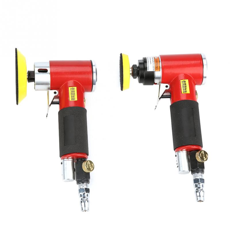 Pneumatic Air Angle Sander Grinder Polisher Handheld Polishing Tool