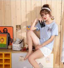Cute Comfortable Women's Summer Pajama Sets