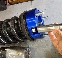 4x4 Accesorios przód 32mm zestawy zawieszenia zawieszenia przednia cewka Strut Shock Spacer dla Hilux Revo/Fortuner 4WD 2012 2015 2016 w Piasty kół i łożyska od Samochody i motocykle na