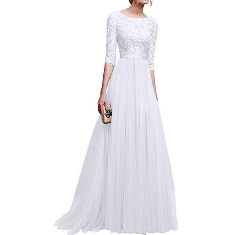 9f77dc48bc132 Detail Feedback Questions about new elegant retro Women Formal dress ...
