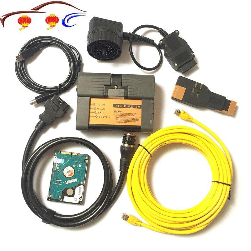 Для BMW ICOM A2 программного обеспечения HDD для Win7 Системы с ESYS инженеров программирования для BMW ICOM A2 B C диагностики и программирования