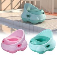 3 in 1 Potty Chair Children Toilet Infant Boys Girls Pedestal Removable Soft Slip Resistant Separated Toilet Trainer Baby Urinal