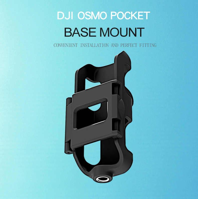 Для DJI для Go Pro камера Gimbal штатив интимные аксессуары карданный расширительный кронштейн крепление-адаптер с зажимом с 1/4 дюймов разъем адаптера