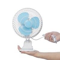 Ev Aletleri'ten Egzoz Fanları'de 220V 180 Derece Ayarlanabilir Mini masaüstü vantilatör Yüksek Hızlı Hava Masası ve Klip Fan Fan Ile Kafa Kelepçe yurt için Ofis