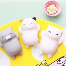 Восхитительная инновационная игрушка для выдавливания кошек, игрушки для снятия стресса