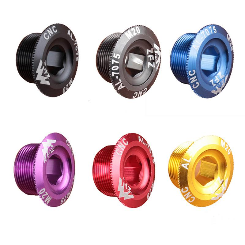Red center-ultra performance EVOKE glow in the dark BMX brake pads-pair