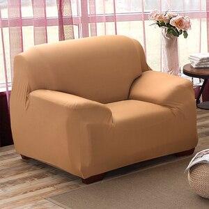 Image 4 - Чехлы для диванов дешевые хлопковые чехлы для диванов для гостиной эластичные чехлы для диванов растягивающиеся чехлы для сидений на Sofa48