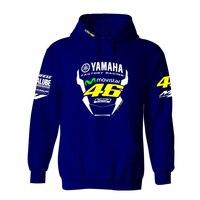 New Moto GP Motocross Hoodies for Yamaha M1 Racing Team MTB/MX Adult Windproof Motorcycle Sports Jacket Men's Zip up Sweatshirts