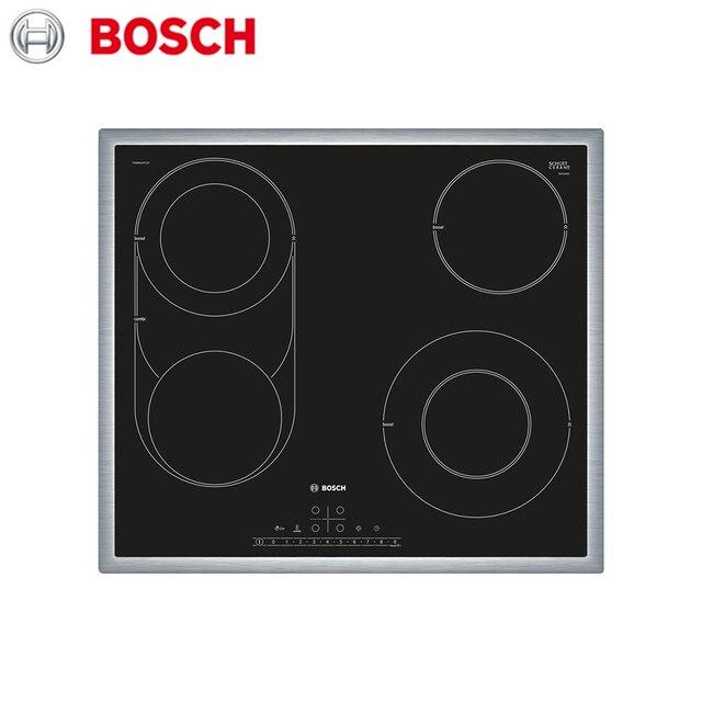 Электрическая варочная панель Bosch Serie|6 PKM645FP1R