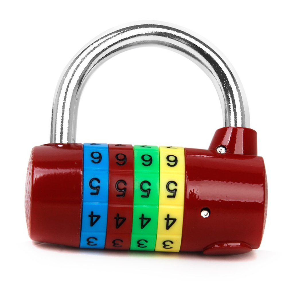 4-digit combination lock for luggage suitcase4-digit combination lock for luggage suitcase