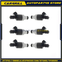 6pcs New Flow Matched Fuel Injector 2.8 3.1 3.3 OE number 17089569 for Chevy