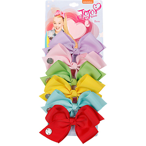 new-rainbow-printed-knot-ribbon-hair-clip-hair-bows-hairpins-band-clip-girl-baby-kids-hair-pin-headwear-colorful-girls-headband